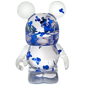 Disney Store 25th Anniversary Glitter Mickey Mouse Vinylmation Figure -- 3