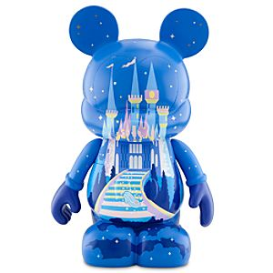 Vinylmation The Clock Strikes Twelve Cinderella Castle 9 Figure