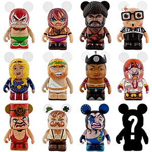 Vinylmation - Extreme Wrestlers of Vinylmation Series Figure - 3