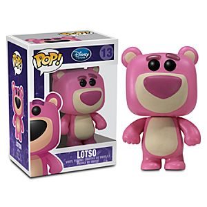 POP! Lotso Figure by Funko