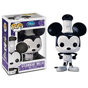 POP! Steamboat Willie Mickey Mouse Figure by Funko