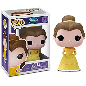 POP! Belle Vinyl Figure by Funko