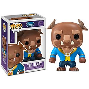 POP! Beast Vinyl Figure by Funko