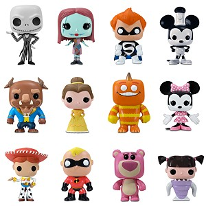 POP! Vinyl Figures by Funko -- 12-pc.