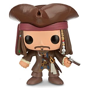 POP! Jack Sparrow Vinyl Figure by Funko