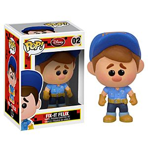 POP! Fix-It Felix, Jr. Vinyl Figure by Funko - Wreck-It Ralph