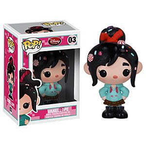 POP! Vanellope Von Schweetz Vinyl Figure by Funko - Wreck-It Ralph