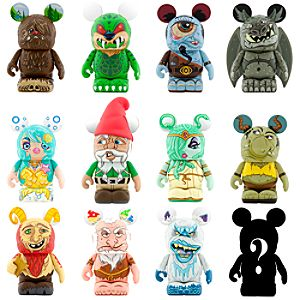 Vinylmation Myths and Legends Series Figure - 3
