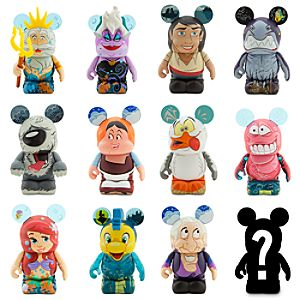 Vinylmation The Little Mermaid Series Figure - 3""