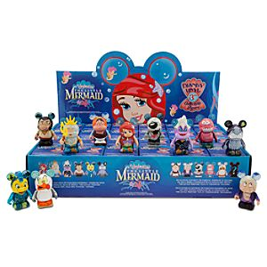 Vinylmation The Little Mermaid 3 Series Tray