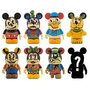 Vinylmation Ink & Paint Series Figure - 3