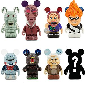 Pixar Villain Vinylmation Series Now Available At The