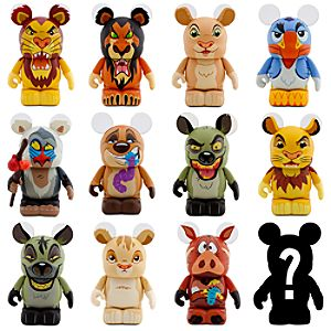 Vinylmation The Lion King Series Figures -- 3