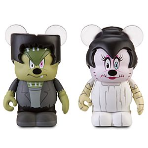 Vinylmation Spooky Series 1 Set -- 3 -- 2-Pc.