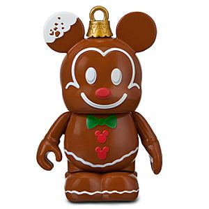 Vinylmation Jingle Smells Series 3'' Figure -- Gingerbread Man