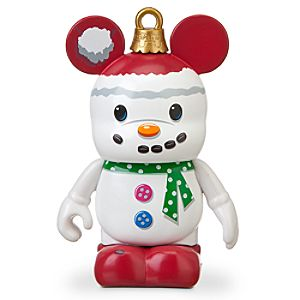 Vinylmation Jingle Smells Series 3 Figure -- Marshmallow Snowman