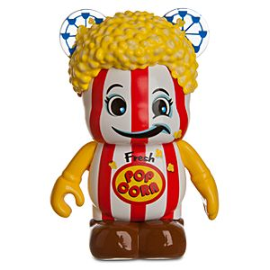 So Tasty! Popcorn Vinylmation Figure -- 3