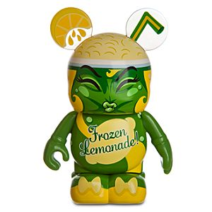 So Tasty! Lemonade Vinylmation Figure -- 3