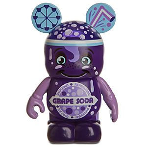 So Tasty! Grape Soda Vinylmation Figure -- 3