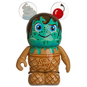 So Tasty! Mint Chip Ice Cream Vinylmation Figure -- 3
