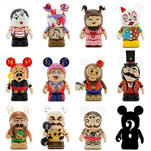 Vinylmation Under the Big Top Series Figure -- 3 H
