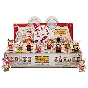 Vinylmation Under the Big Top Series Tray 3 Figures -- 24-Pc.