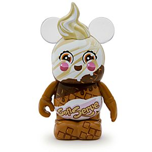 Vinylmation So Tasty! Series 3 Figure -- Soft Serve