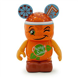 Vinylmation So Tasty! Series 3 Figure -- Orange Soda