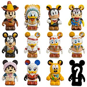 Vinylmation Mickeys Wild West Series 3 Figure