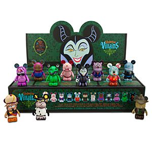 Vinylmation Villains Series 4 Tray - 24-Pc.