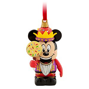 Vinylmation Jingle Smells 3 Series Mickey Nutcracker - 3