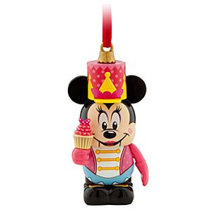 Vinylmation Jingle Smells 3 Series Minnie Nutcracker - 3