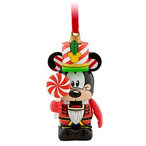 Vinylmation Jingle Smells 3 Series Goofy Nutcracker - 3