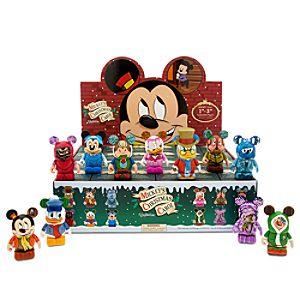 Vinylmation Mickeys Christmas Carol Series Tray