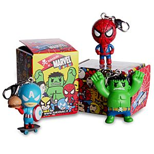 Tokidoki Marvel Frenzies Figures