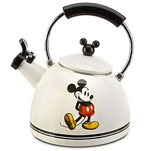 Classic Whistling Mickey Mouse Tea Kettle