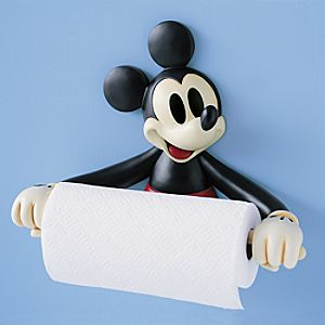 Mickey Mouse Paper Towel Holder