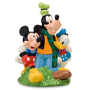 Mickey & Friends Cookie Jar