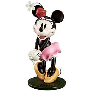 Minnie Mouse Garden Statue