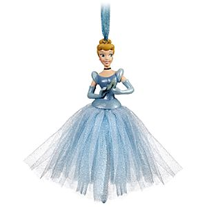 Disney Princess Cinderella Ornament
