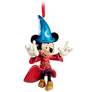 Sorcerer Mickey Mouse Ornament