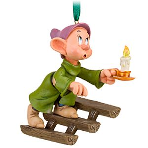 Snow White and the Seven Dwarfs Dopey Ornament