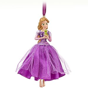 Rapunzel Ornament - Disney Princess