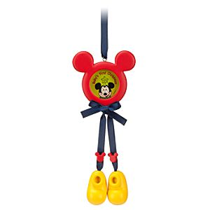 Mickey Mouse Frame Sketchbook Ornament