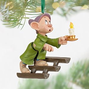 Dopey Sketchbook Ornament