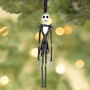 Jack Skellington Sketchbook Ornament