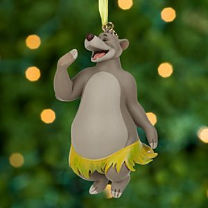 Baloo Sketchbook Ornament