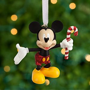 Mickey Mouse Sketchbook Ornament