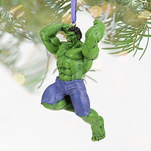 Hulk Sketchbook Ornament