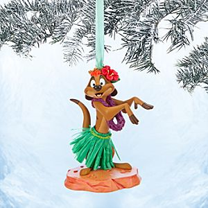 Timon Sketchbook Ornament - The Lion King